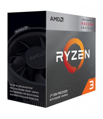 Procesor AMD Ryzen 3 3200G (4M Cache, 3.60 GHz)