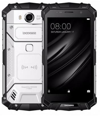 "Telefon Doogee S60 5.2"" 64GB (srebrny)"