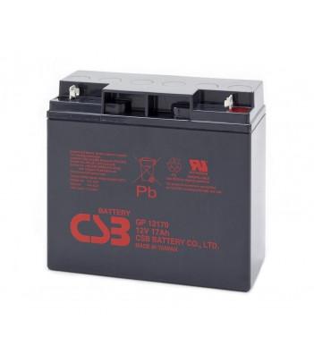 Akumulator żelowy wymienny CSB GP12170 B1