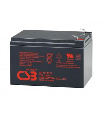 Akumulator żelowy wymienny CSB GP12120 F2