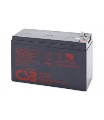 Akumulator żelowy wymienny CSB GP1272 F2