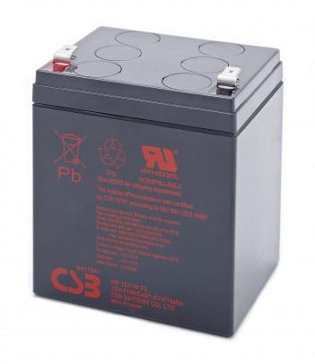 Akumulator żelowy wymienny CSB HR1221W F2