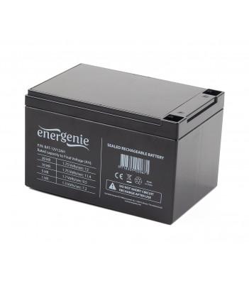 Akumulator żelowy, uniwersalny dla UPS EnerGenie BAT-12V12AH