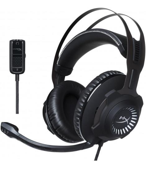 Słuchawki dla graczy HyperX Cloud Revolver Gun Metal