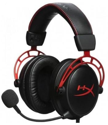 Słuchawki dla graczy HyperX Cloud Alpha (czerwone)