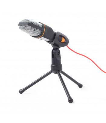Mikrofon biurkowy ze statywem Gembird MIC-D-03