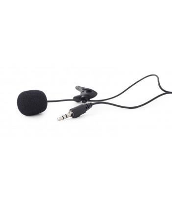 Mikrofon clip-on Gembird MIC-C-01