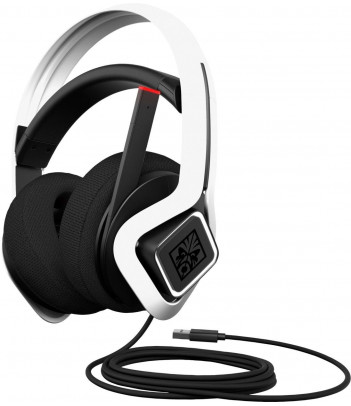 Słuchawki gamingowe HP OMEN Mindframe Prime (biało-czarne)