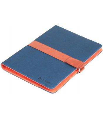 """Etui Platinet Hong Kong uniwersalne do tabletu 7""""-7.85"""" (niebiesko-pomarańczowe)"""