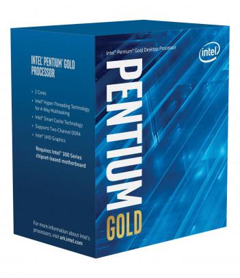 Procesor Intel® Pentium® Gold G5420 (4M Cache, 3.80 GHz)