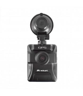 Wideorejestrator Mikavi PQ2 GPS Dual