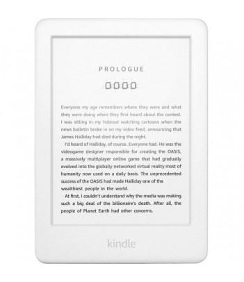 Czytnik e-book Amazon Kindle 10 2019, biały (z reklamami)