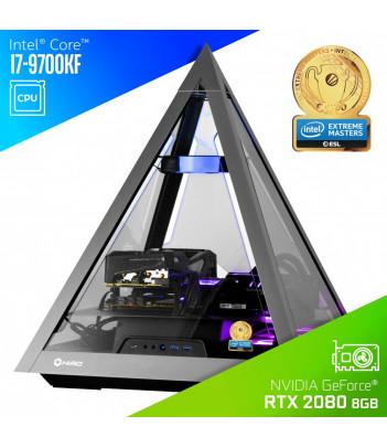 "Komputer do gier HIRO ""Pyramid"" - Intel Extreme Masters Certified PC 2020"