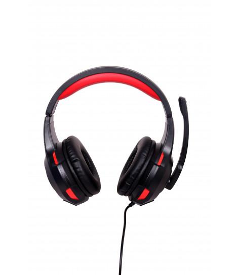 Słuchawki nauszne Gembird GHS-U-5.1-01 z systemem surround 5.1