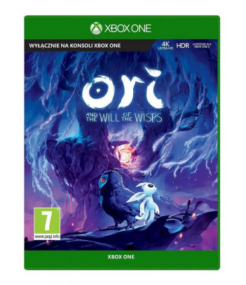 Gra Xbox One Ori and the Will of the Wisps