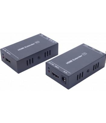 Wzmacniacz sygnału HDMI 60m przy użyciu LAN Gembird DEX-HDMI-02