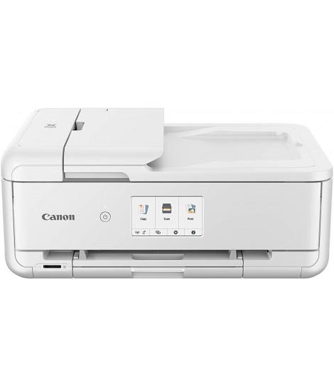 Urządzenie wielofunkcyjne atramentowe Canon Pixma TS9551C (białe)