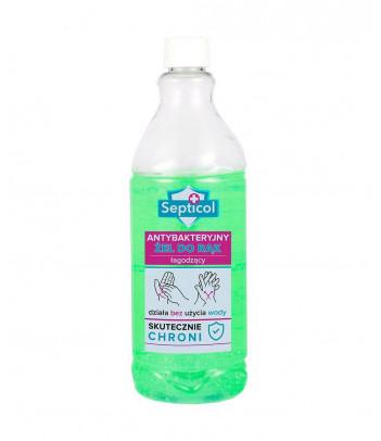 """Żel antybakteryjny do mycia rąk """"Septicol"""" 1L"""