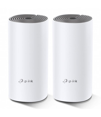 Domowy system Wi-Fi TP-Link Deco E4 (2 szt.)/OUTLET