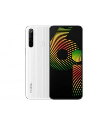 "Telefon Realme 6i 6.5"" 128GB (White Milk)"