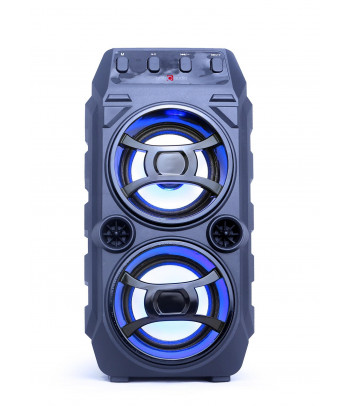 Głośnik przenośny Bluetooth Gembird SPK-BT-13 z funkcją karaoke
