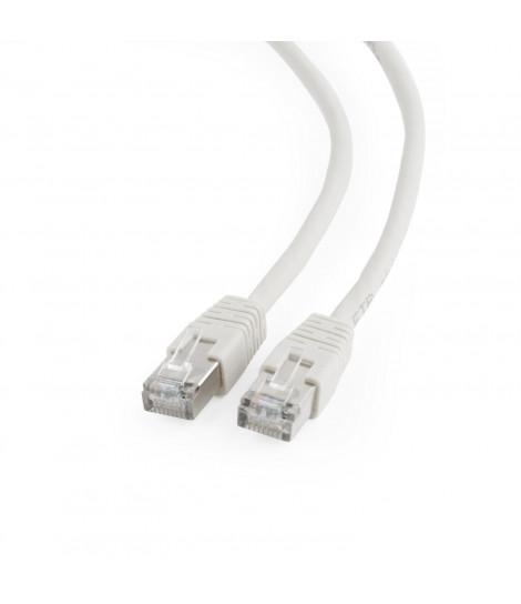 Kabel sieciowy FTP Gembird PP6-0.25M kat. 6, Patch cord RJ-45 (0,25 m)