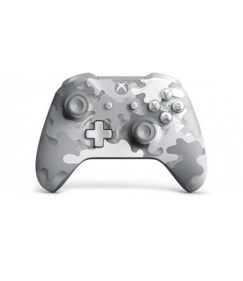 Kontroler bezprzewodowy Microsoft do konsoli Xbox - edycja specjalna Light Grey Camo