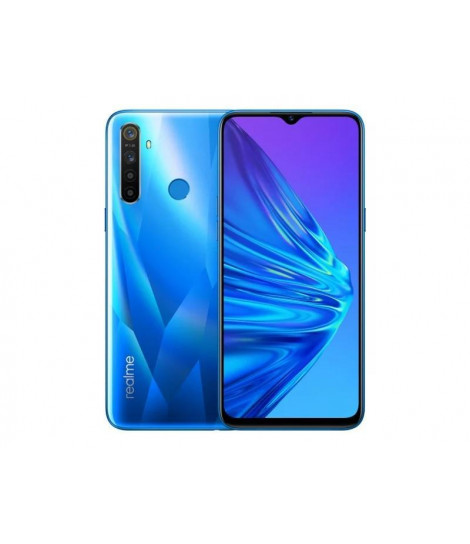 "Telefon Realme 5 6.5"" 128GB (niebieski)"