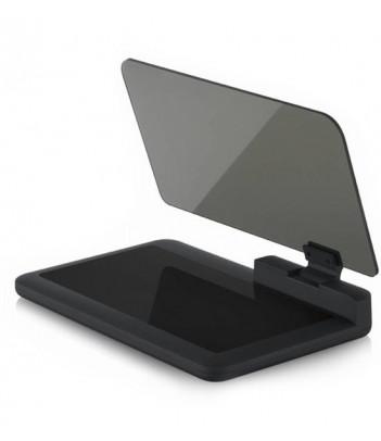 """Uniwersalny wyświetlacz HUD Gembird ACT-HUD do smartfonów 6"""""""