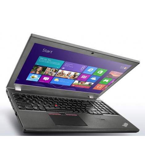 "Notebook LENOVO ThinkPad W550s 15.6"" (20E2000EPB) Black"