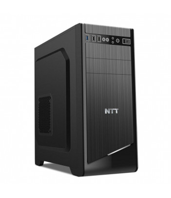 Komputer biurowy NTT Office Basic - i3-9100, 8GB RAM, 1TB HDD, 240GB SSD, WIFI, DVD, W10 Home