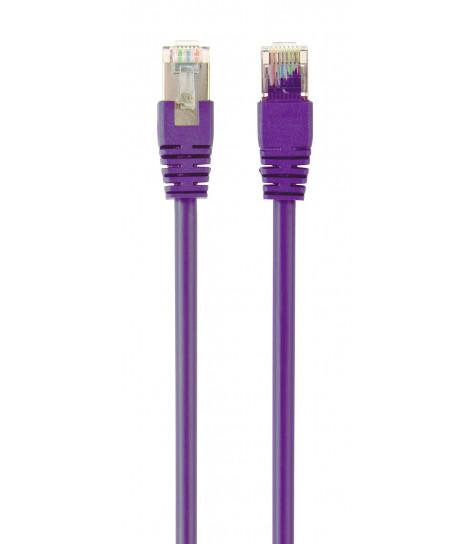 Kabel sieciowy FTP Gembird PP6-0.25M/V kat. 6, Patch cord RJ-45 (0,25 m)