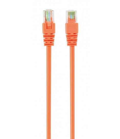 Kabel sieciowy UTP Gembird PP12-0.5M/O kat. 5e, Patch cord RJ-45 (0,5 m)