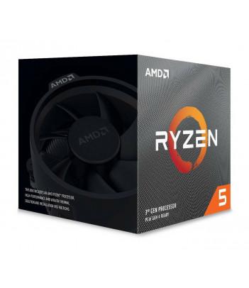 Procesor AMD Ryzen 5 3600XT (32M Cache, 3.80 GHz)