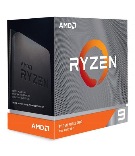 Procesor AMD Ryzen 9 3900XT (64M Cache, 3.80 GHz)