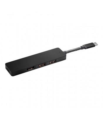 Hub USB-C HP Envy (czarny)