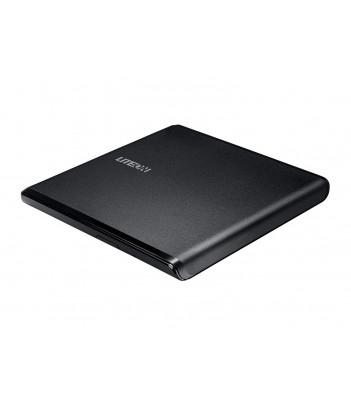 Nagrywarka DVD+/-RW Lite-On ES1 Ultra Slim (czarna)