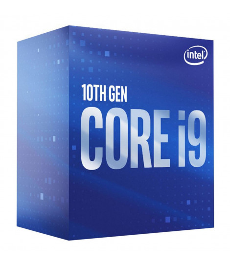 Procesor Intel® Core™ i9-10900 (20M Cache, 2.80 GHz)