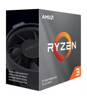 Procesor AMD Ryzen 3 3100 (16M Cache, 3.60 GHz)