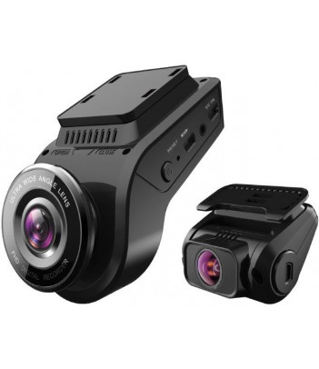Wideorejestrator Mikavi PQ4 Dual GPS WiFi/Outlet