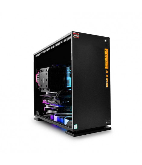 Komputer do gier HIRO 301 - RYZEN 5 3600, GTX 1660 SUPER 6GB, 16GB RAM, 512GB SSD, W10