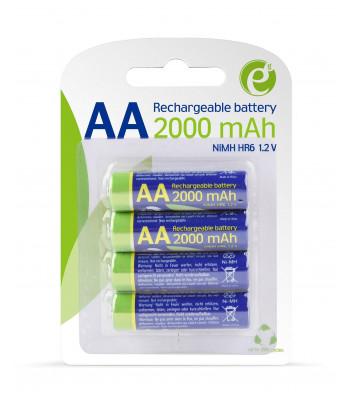 Akumulator Gembird EG-BA-AA20R4-01 Ni-MH AA 2000mAh (4 szt.)