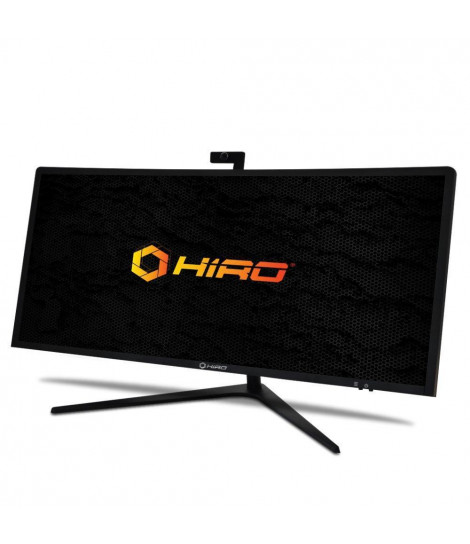 Komputer do gier HIRO All In One - Intel i5-9400F, GTX 1660S 6GB, 16GB RAM, 512GB SSD, W10 H
