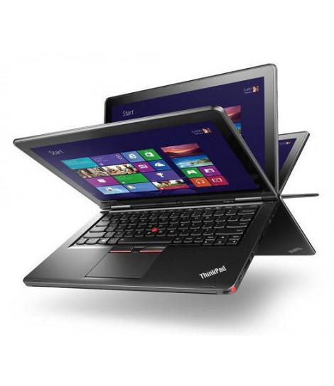 "Notebook LENOVO ThinkPad Yoga 12 12.5"" (20DK002EPB) Black"