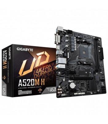 Gigabyte A520M H