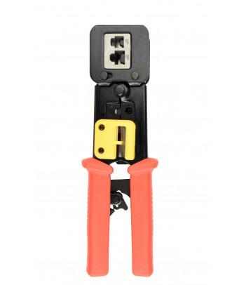 Narzędzie do cięcia kabli i zaciskania wtyków RJ-45/RJ-12/RJ-11 Gembird T-WC-05