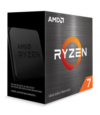 Procesor AMD Ryzen 7 5800X (32M Cache, 3.80 GHz)