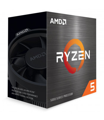 Procesor AMD Ryzen 5 5600X (32M Cach 3.70 GHz)