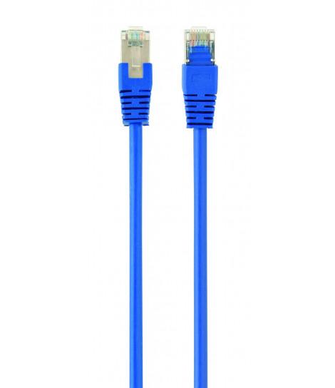 Kabel sieciowy FTP Gembird PP22-0.5M/B kat. 5e, Patch cord RJ-45 (0,5 m)