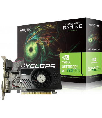 Arktek GeForce GT 730 LP 2GB/Outlet